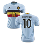 2016-2017 Belgium Away Shirt (Your Name)