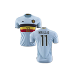 2016-2017 Belgium Away Shirt (Mirallas 11)