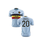 2016-2017 Belgium Away Shirt (Januzaj 20)
