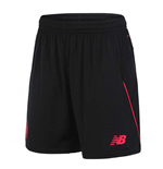2016-2017 Celtic Third Shorts (Black)