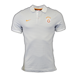 2016-2017 Galatasaray Nike Authentic Grand Slam Polo Shirt (White)