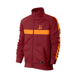 2016-2017 Galatasaray Nike Core Trainer Jacket (Red)