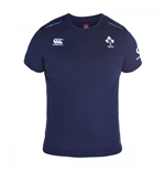 2016-2017 Ireland Rugby Cotton Training Tee (Peacot)