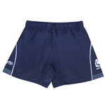 2016-2017 Scotland Macron Alternate Rugby Shorts (Navy) - Kids