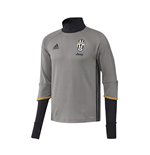 2016-2017 Juventus Adidas Training Top (Grey)