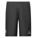2016-2017 Juventus Adidas Woven Shorts (Dark Grey)