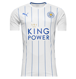 2016-2017 Leicester City Puma Third Football Shirt