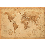 World map Poster 257916
