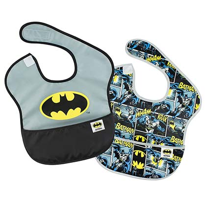 BATMAN Bib Set