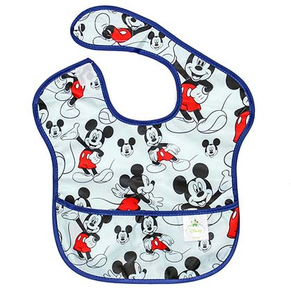 Mickey Mouse Bib