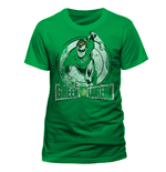 DC Comics T-Shirt Green Lantern Run
