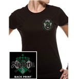 Harry Potter Ladies T-Shirt House Slytherin