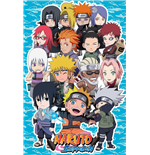 Naruto Poster - 3d Compilation