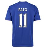 2015-16 Chelsea Home Shirt (Pato 11) - Kids