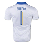2015-16 Italy Away Shirt (Buffon 1)