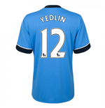 2015-16 Tottenham Away Shirt (Yedlin 12)
