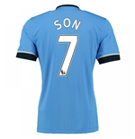 2015-16 Tottenham Away Shirt (Son 7)