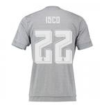 2015-16 Real Madrid Away Shirt (Isco 22) - Kids