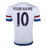2015-2016 Chelsea Away Shirt (Your Name)
