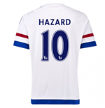 2015-2016 Chelsea Away Shirt (Hazard 10)