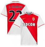 2015-2016 Monaco Home Shirt (El Shaarawy 22) - Kids
