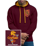 Harry Potter - House Gryffindor - Unisex Varsity Hoody Red