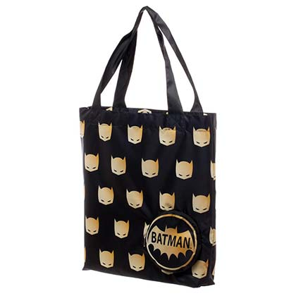 BATMAN Packable Tote Bag