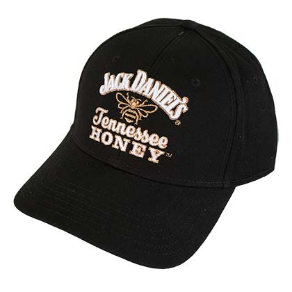 JACK DANIELS Tennessee Honey Logo Hat