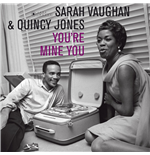 Vynil Sarah Vaughan & Quincy Jones - You'Re Mine You