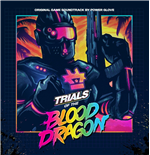 Vynil Power Glove - Trials Of The Blood Dragon (2 Lp)