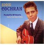 Vynil Eddie Cochran - Pocketful Of Hearts Early And Rare Eddie