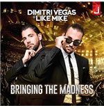 Vynil Dimitri Vegas & Like Mike - Bringing The Madness (2 Lp)