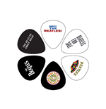 The Beatles Guitar Pick 258794