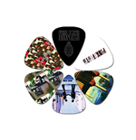 Pink Floyd 6 Guitar Pick Set - Animals