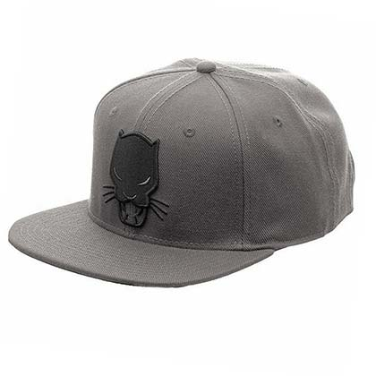 BLACK PANTHER Snapback Hat