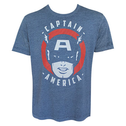 CAPTAIN AMERICA Vintage Tee Shirt