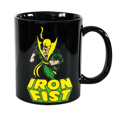 IRON FIST Coffee Mug