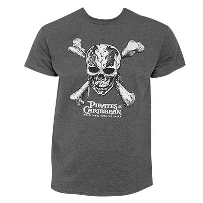 PIRATES OF THE CARIBBEAN Dead Men Tee Shirt