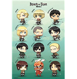 Attack on Titan Poster 258890