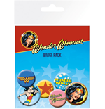 Wonder Woman Pin 258924