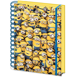 Despicable me - Minions Scratch Pad 258931