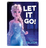 Frozen Sign 258937