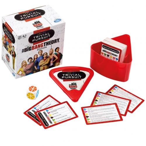 The Big Bang Theory Edition Trivial Pursuit