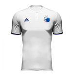 2016-2017 FC Copenhagen Adidas Home Football Shirt (Kids)