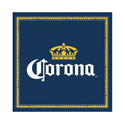 CORONA EXTRA Large Bar Mat