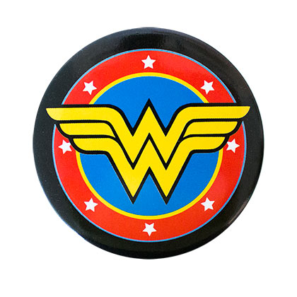 WONDER WOMAN Bottle Opener Magnet