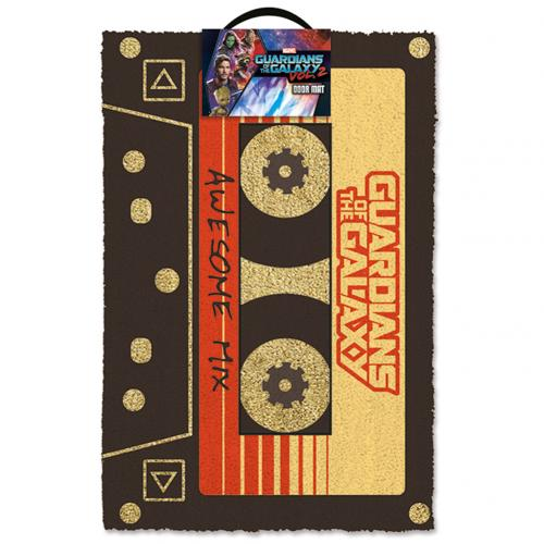 Guardians Of The Galaxy 2 Doormat