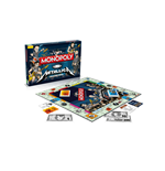 Metallica - Monopoly - Board Game