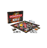 Kiss - Monopoly - Board Game