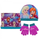 Frozen Scarf and Cap Set 259157